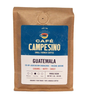 Guatemala Fair Trade Coffee