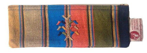 Hand Woven Small Pencil Bag
