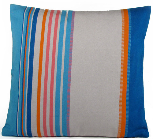Pillow Cover Blue/Gray