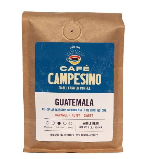 Guatemala Fair Trade Coffee