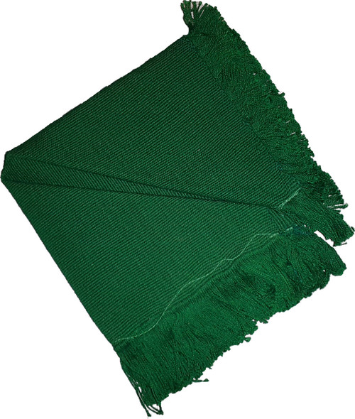 Napkin Green Color