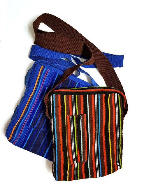 Guatemalan Shoulder Bags available in two colors