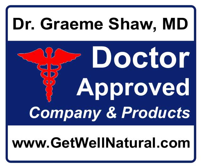 Dr. Graeme Shaw MD Approved