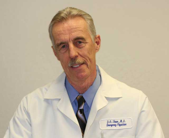 Dr. Graeme Shaw MD Integrative Medicine