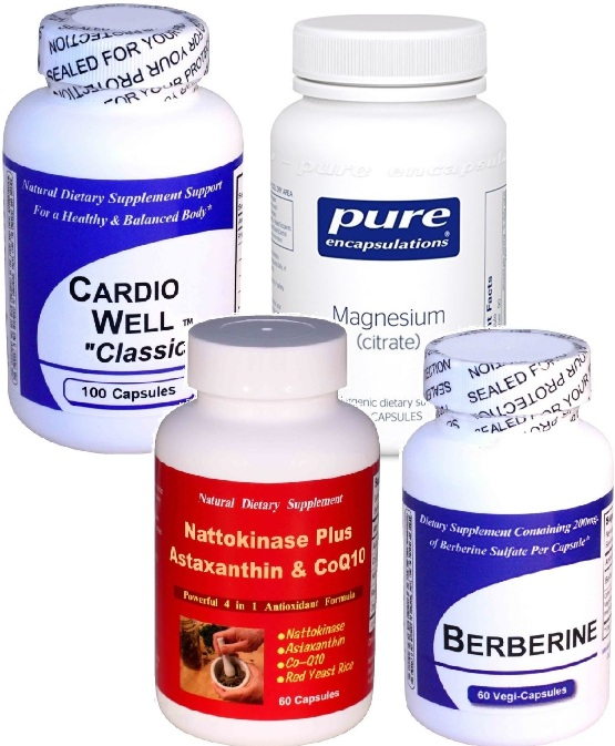 Heart Health Herbal Supplements