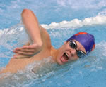 Swimmer Breathing