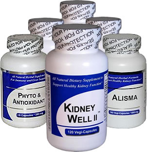 Kidney Health Herbal Supplements