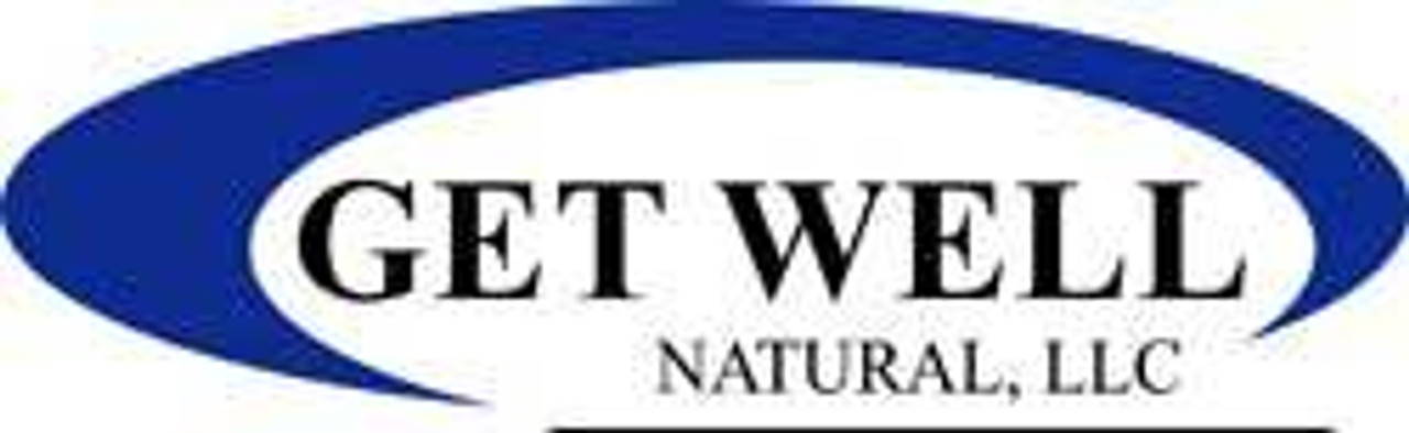 Get Well Natural Health Supplements Logo