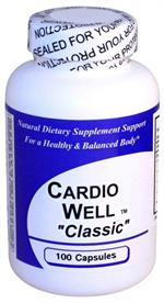 Cardio Well Classic Herbal Cardio Supplement