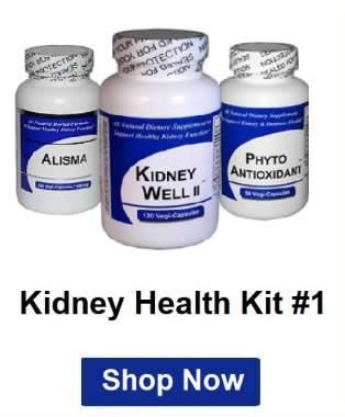 Kidney Health Kit 1