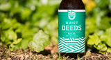 Day two of our Beer Advent Calendar! Revealing the Quiet Deeds Pale Ale