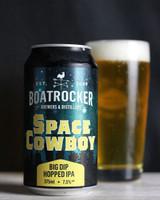 Boatrocker Space Cowboy Big Dip Hopped IPA 375ml Can