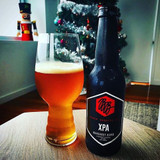 It's day 1 of our Beer Advent Calendar! Today it's Black Brewing XPA.