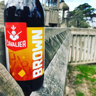 Day eight of our Beer Advent Calendar! Revealing the Cavalier Brown Ale