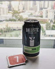 Day seven of our Beer Advent Calendar! Revealing the Ballistic Driftwood Oaked XPA