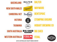 2018 Australia's Best Craft Brewery Venues