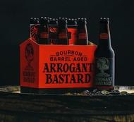 Expert Beer Advent Calendar: day seventeen revealed - Arrogant Consortia (Stone Brewing Co.) 'Bourbon Barrel Aged Arrogant Bastard'
