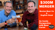 Boston Beer Co & Dogfish Head $300M Merger