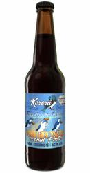 Expert Beer Advent Calendar: day five - Kereru Coconut Porter