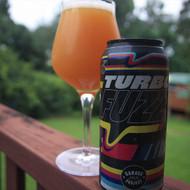 Garage Project Turbo Fuzz Triple Hazy IPA