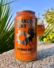 Prancing Pony Hopwork Orange Pale Ale 375ml Can