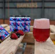 Hawkers Into the Forest, I Go Berry Sour⠀