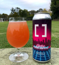 Working Title Electric Dreams Raspberry & Cream Sour Ale