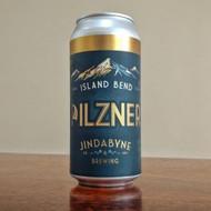 Jindabyne Island Bend Pilsner⠀