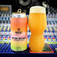 Bracket New Day, New Brew DDH IPA 440ml Can