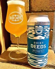 Quiet Deeds Best Coast Vol. 2 West Coast IPA