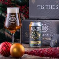 Beer Advent Calendar Day 14: Ballistic Brut IPA⠀