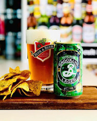 Brooklyn Lager Can⠀