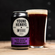 ​Young Henrys Dark Sour of the Moon Dark Sour Ale