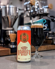 Mismatch Bourbon Barrel Aged Russian Imperial Stout 500ml Can