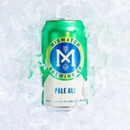 Mismatch Pale Ale 375ml Can⠀