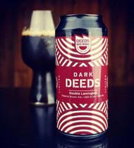 Quiet Deeds Dark Deeds Double Lamington Imperial Brown Ale