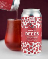 Quiet Deeds Cherry-Mandering Sour Ale⠀