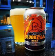 Dainton Bloodzilla Double Blood Orange NEIPA 375ml Can