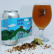 ​New England Down The Hill Hazy IPA with Chai