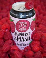 Stomping Ground Raspberry Smash Sour Ale