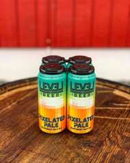 Level Pixelated Pale Ale⠀