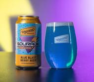 Wayward Sourade Blue Blast Berry Gose 375ml Can ⠀ ⠀