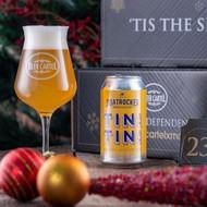 Beer Advent Calendar Day 23: Boatrocker Tin! Tin! Belgium Blonde⠀