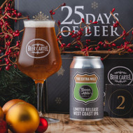 Beer Cartel Advent Calendar Day 2: Seven Mile The Extra Mile West Coast IPA⠀