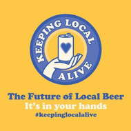 ​Shop local. Drink local. #keepinglocalalive⠀