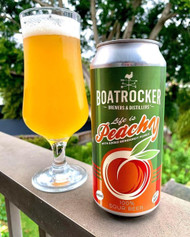 ​Boatrocker Life Is Peachy Sour Ale