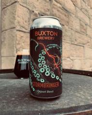 Buxton Stormbringer Export Stout⠀
