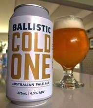 Ballistic Cold One Aussie Pale Ale