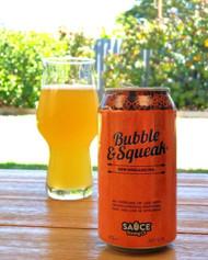 Sauce Bubble & Squeak NEIPA 375ml Can