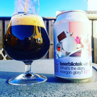 ​Beerbliotek What's the Story, Morgon Glory? Stout